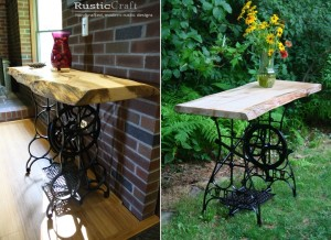 What To Do With Old Sewing Machine Stands 10