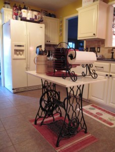 What To Do With Old Sewing Machine Stands 4