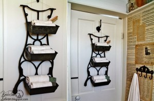 What To Do With Old Sewing Machine Stands 5