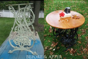 What To Do With Old Sewing Machine Stands 8