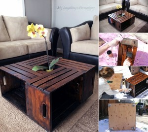 What To Do With Old Wooden Crates 1