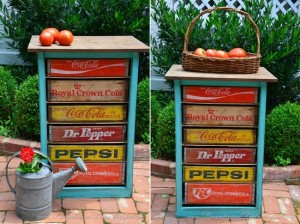 What To Do With Old Wooden Crates 16