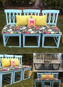 What To Do With Old Chairs 2