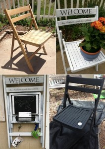 What To Do With Old Chairs 6
