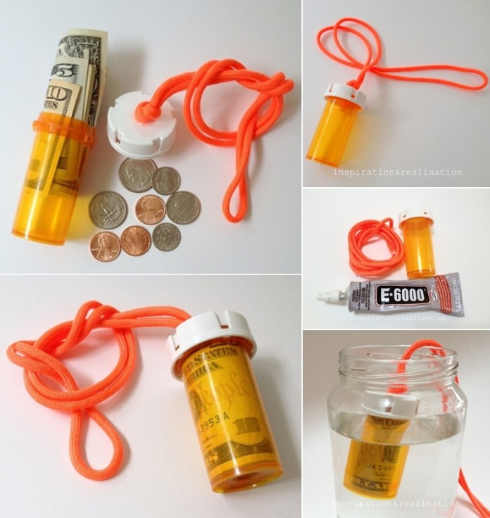 what to do with old pill bottles
