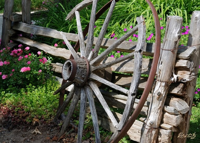 What To Do With Old Wagon Wheels 4