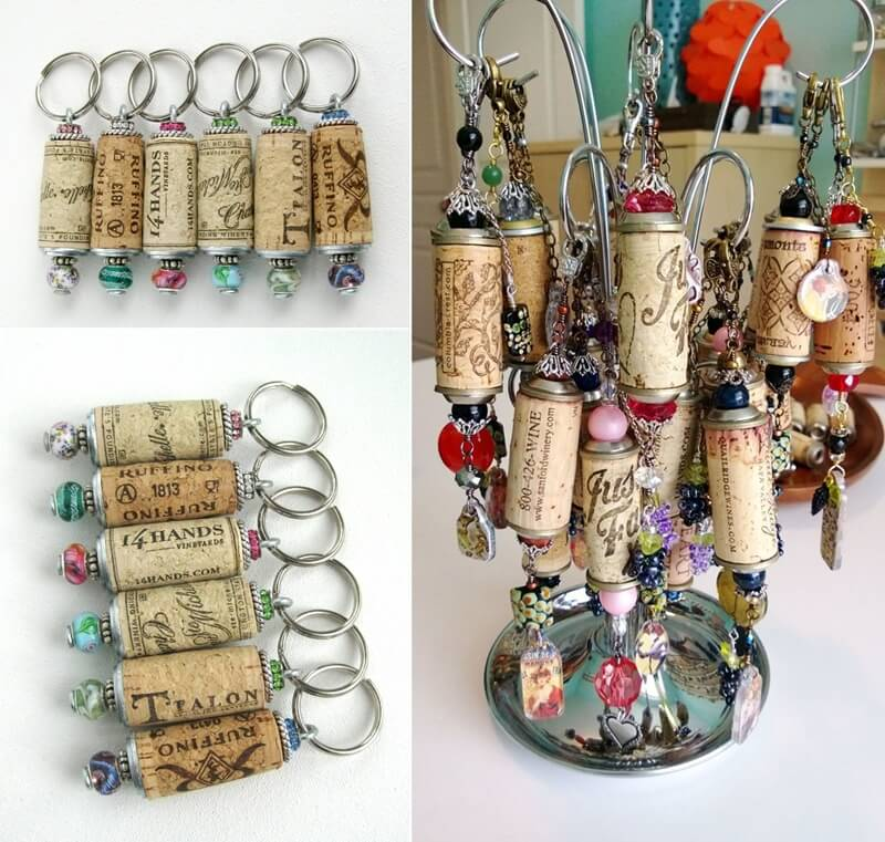 What To Do With Old Wine Corks 15