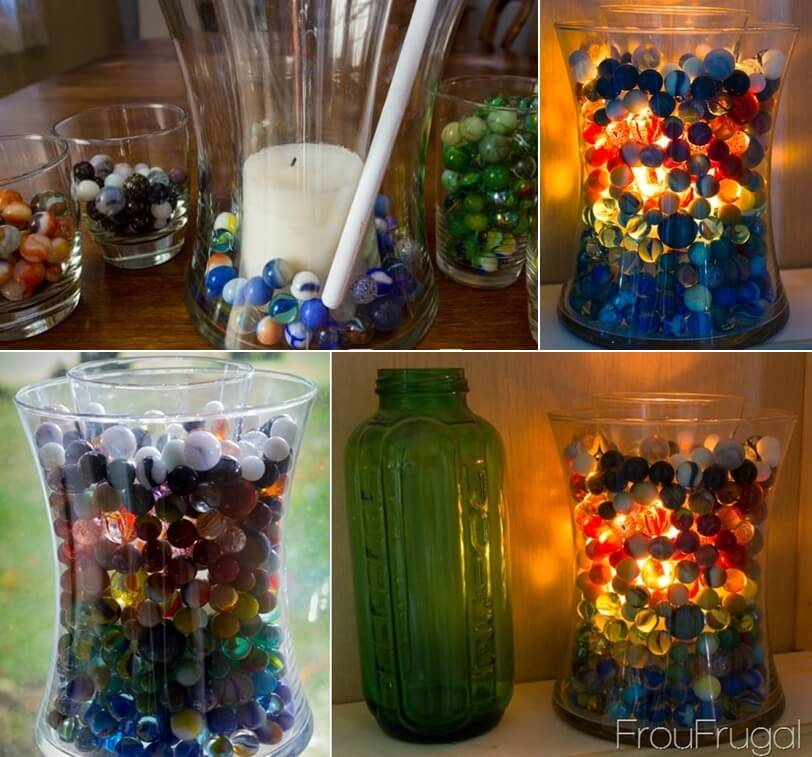 What To Do With Old Glass Marbles
