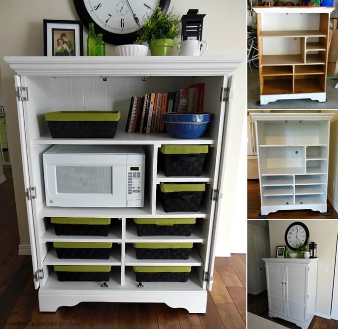 what to do with old tv cabinet 2