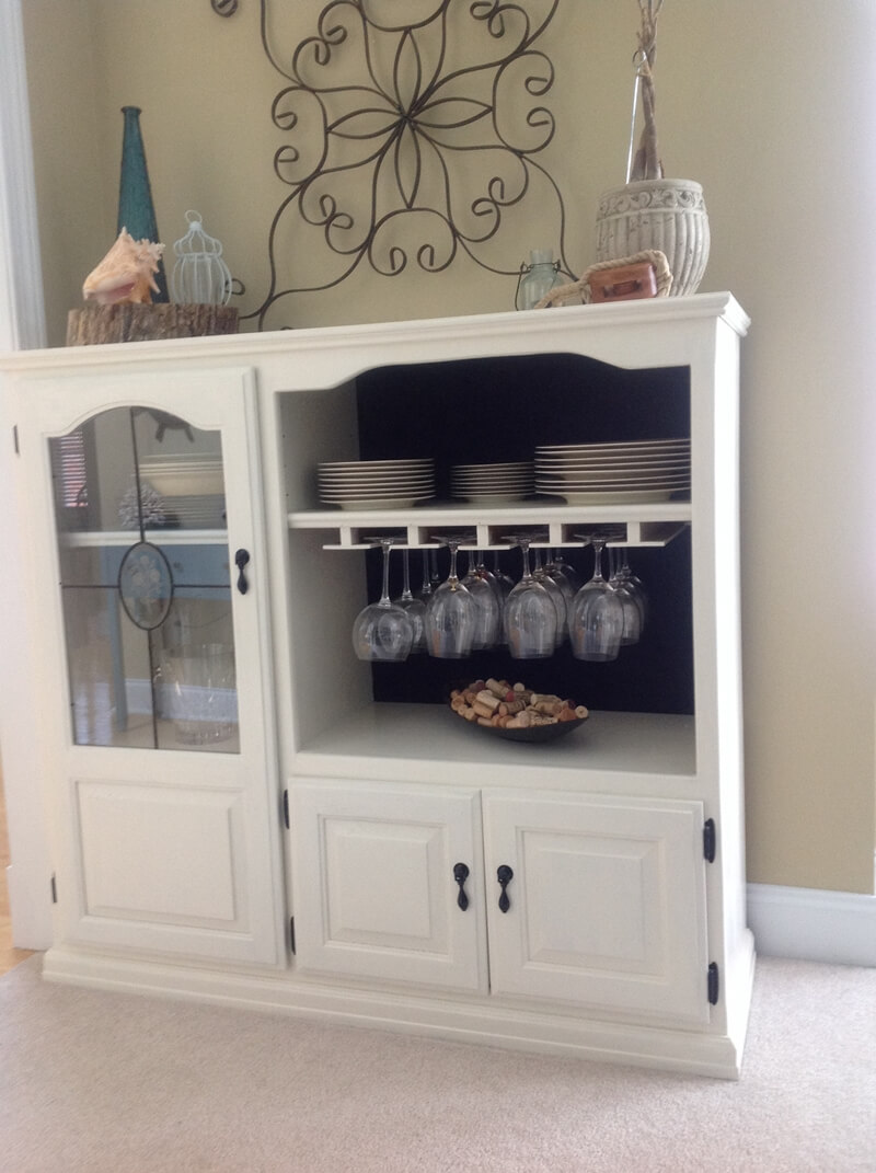 What To Do With An Old Tv Cabinet