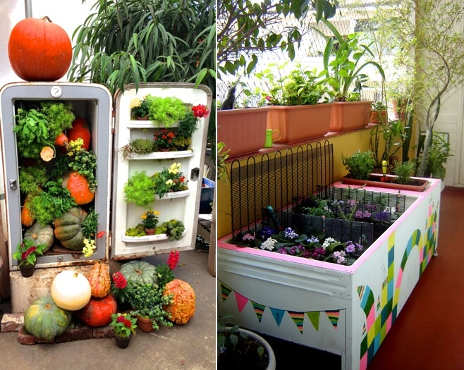 What To Do With An Old Refrigerator