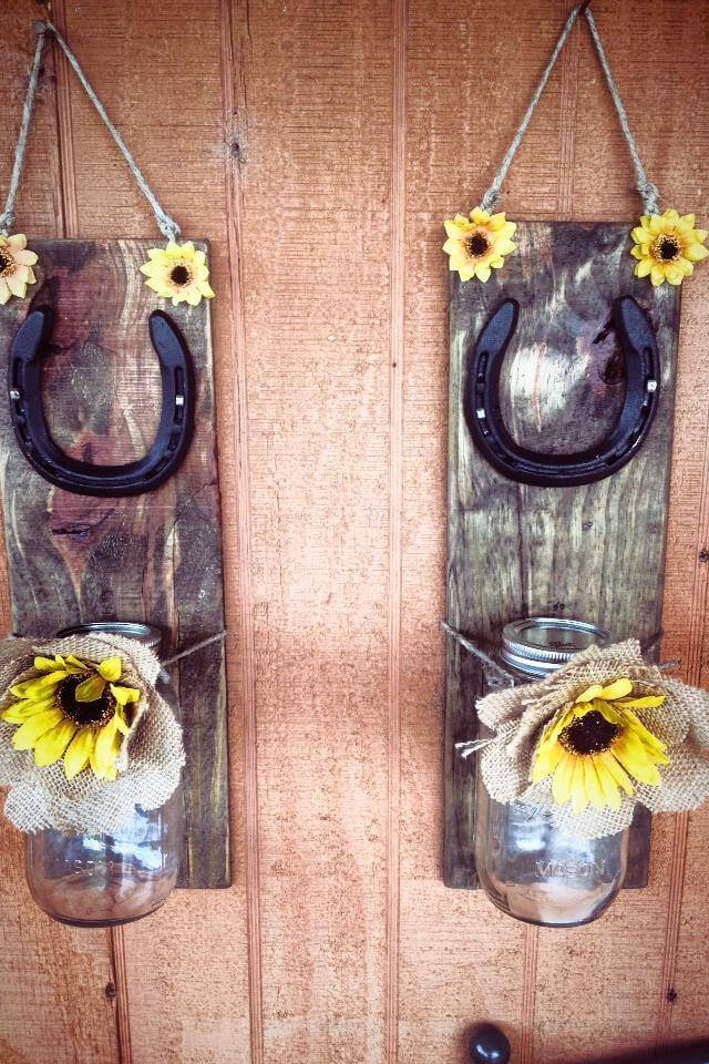 what to do with old horseshoes