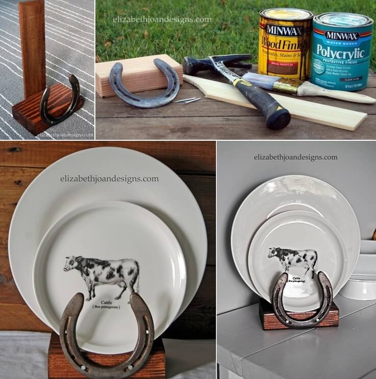 What to do with old horseshoes for Things to make with old horseshoes